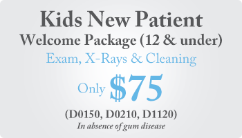 Kids New Patient Package